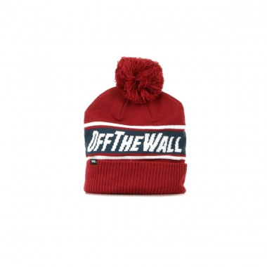 CAPPELLO INVERNALE POM POM OFF THE WALL POM