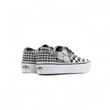 ERA PLATFORM PLAID CHECKERBOARD