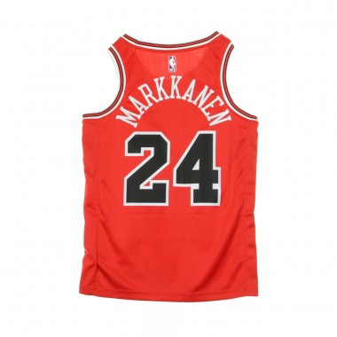 BASKET NBA SWINGMAN JERSEY NO24 LAURI MARKKANEN CHIBUL ROAD