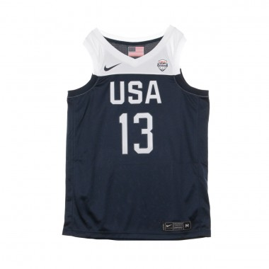 CANOTTA BASKET NBA SWINGMAN JERSEY NO13 JAMES HARDEN USA TEAM LIMITED ROAD