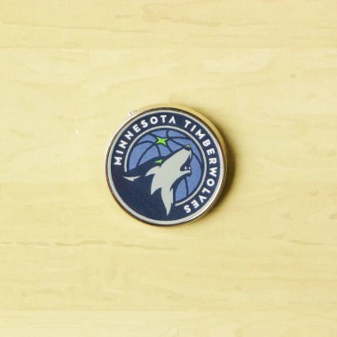 SPILLA NBA PIN BADGE MINTIM