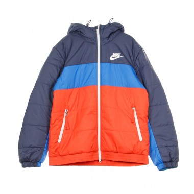 GIACCA A VENTO FILL JACKET HOODIE