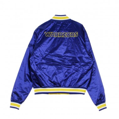 GIUBBOTTO BOMBER NBA JACKET COURTSIDE REV ST GOLWAR