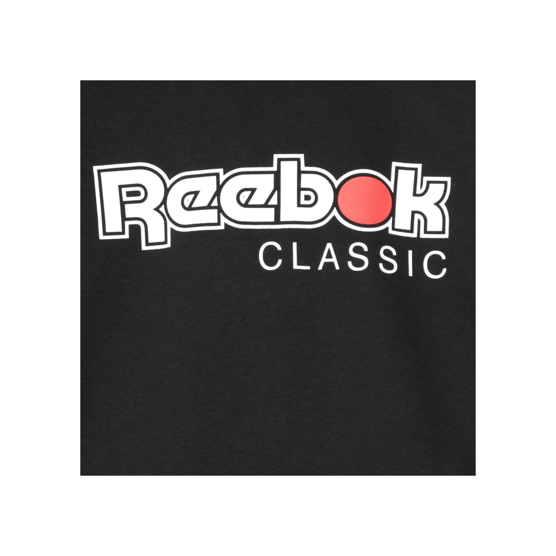 Reebok Classic Felpa con cappuccio Classics International