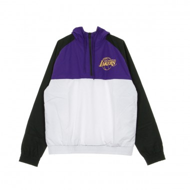 GIACCA A VENTO INFILABILE NBA HOODED WINDBREAKER LOSLAK