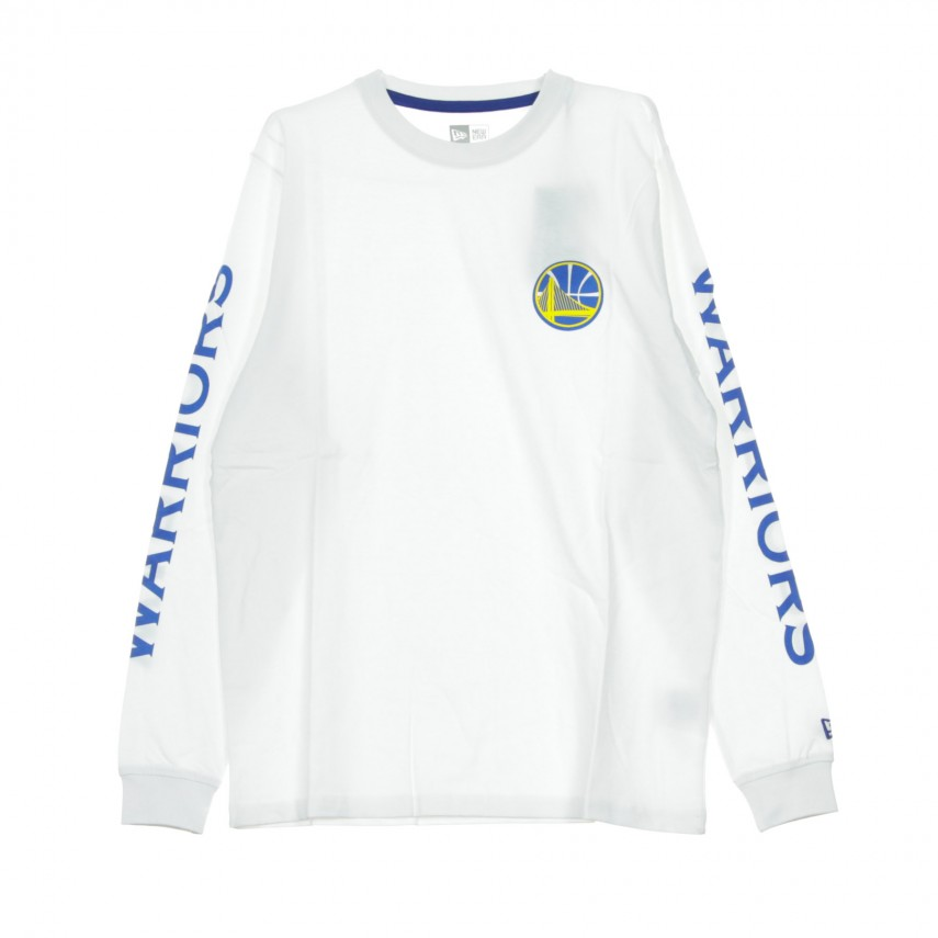 MAGLIETTA MANICA LUNGA NBA TEAM APPAREL LONG SLEEVE TEE GOLWAR