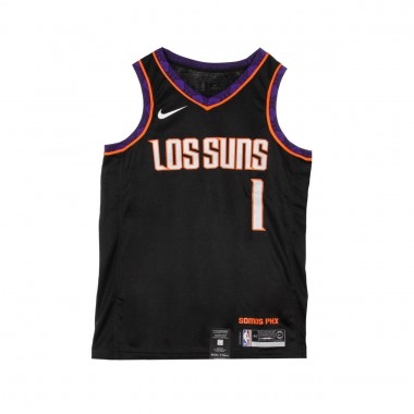 CANOTTA BASKET NBA CITY EDITION SWINGMAN JERSEY NO1 DEVIN BOOKER PHOSUN