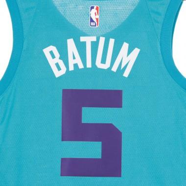 CANOTTA BASKET NBA SWINGMAN JERSEY NO5 NICOLAS BATUM CHAHOR ROAD