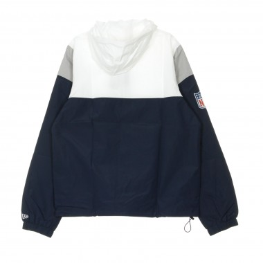 GIACCA A VENTO INFILABILE COLOUR BLOCK WINDBREAKER SEASEA