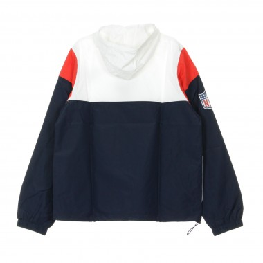 GIACCA A VENTO INFILABILE COLOUR BLOCK WINDBREAKER NEEPAT