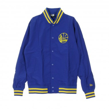 GIUBBOTTO NBA TEAM APPAREL POP LOGO VARSITY GOLWAR