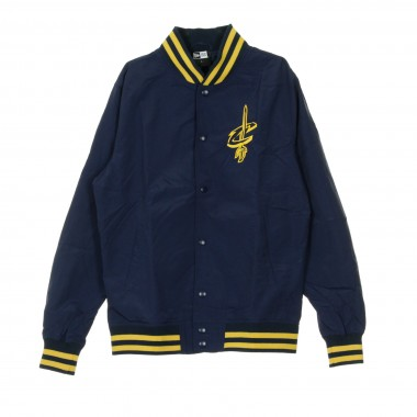 GIUBBOTTO NBA TEAM APPAREL POP LOGO VARSITY CLECAV