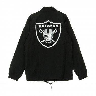 GIACCA COACH JACKET TEAM APPAREL NFL COACHES JACKET OAKRAI