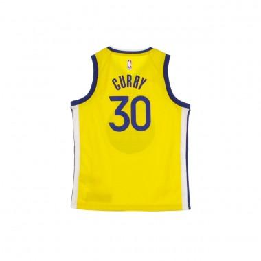 CANOTTA BASKET NBA SWINGMAN STATEMENT JERSEY NO30 STEPHEN CURRY GOLWAR