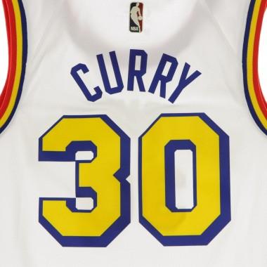 CANOTTA BASKET NBA HWC SWINGMAN JERSEY NO30 STEPHEN CURRY GOLWAR