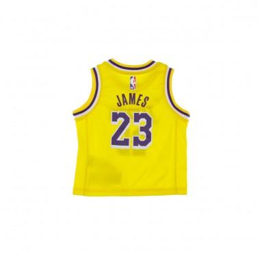 CANOTTA BASKET NBA REPLICA ICON JERSEY NO23 LEBRON JAMES LOSLAK