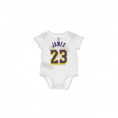 BODY NBA CREEPER 3PK BODYSUIT NO23 LEBRON JAMES LOSLAK