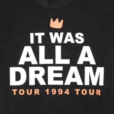 MAGLIETTA DREAM TOUR TEE stg