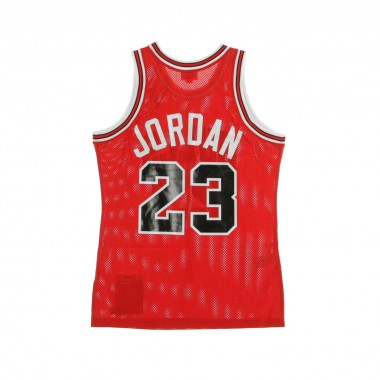 CANOTTA BASKET NBA AUTHENTIC JERSEY MICHAEL JORDAN NO23 1988-89 CHIBUL ROAD