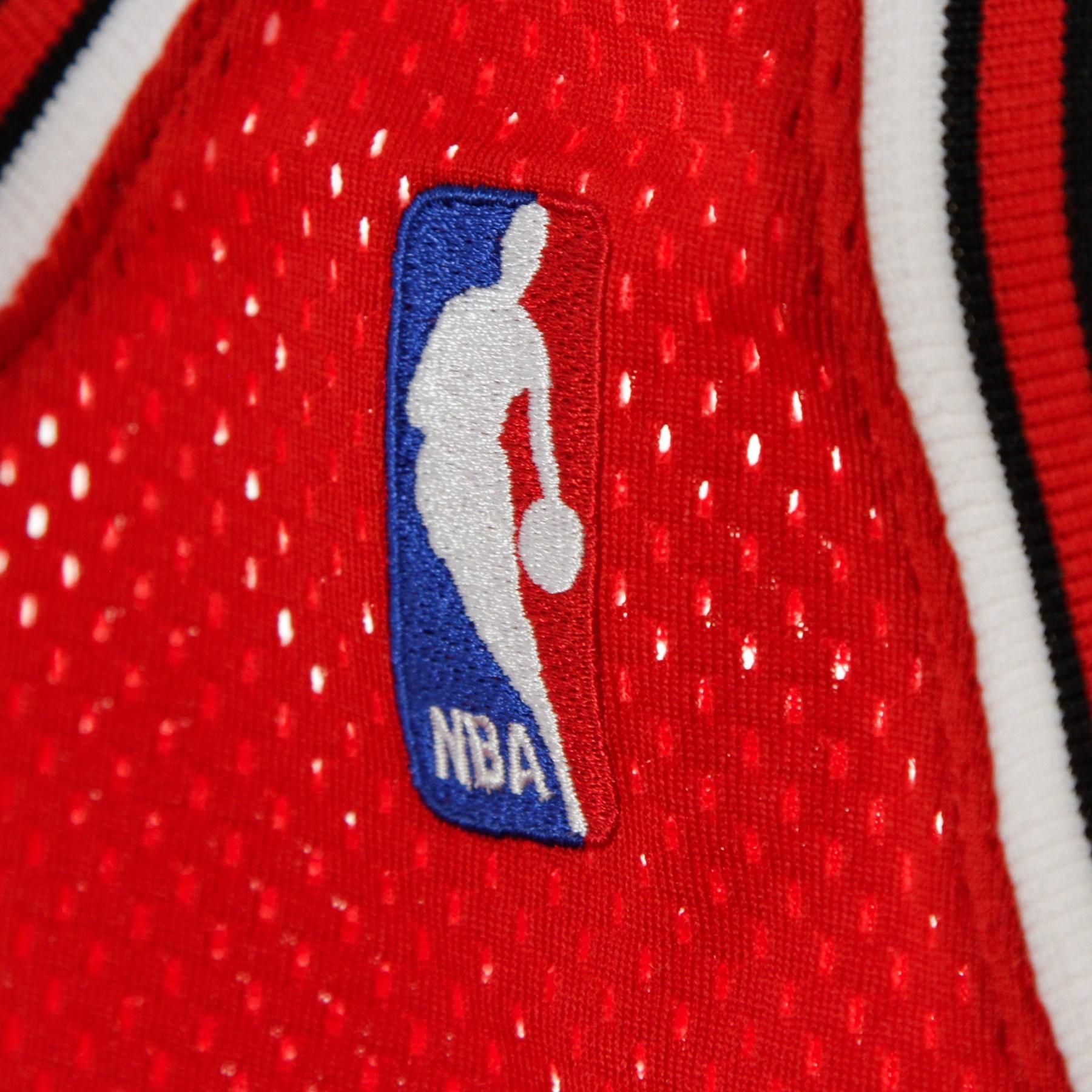 CANOTTA BASKET NBA AUTHENTIC JERSEY MICHAEL JORDAN NO23 1988-89 CHIBUL ROAD
