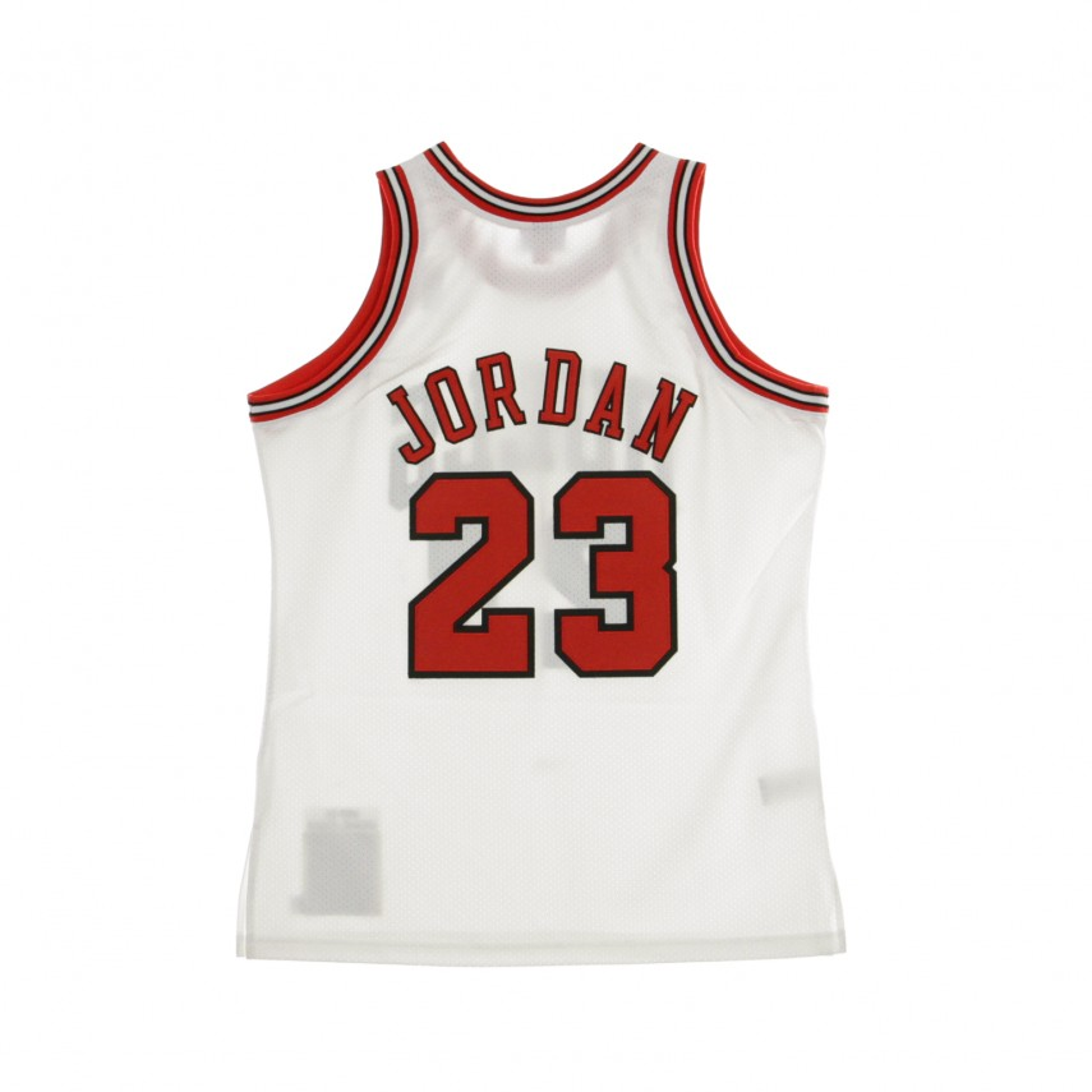 CANOTTA BASKET NBA AUTHENTIC JERSEY MICHAEL JORDAN NO23 1997-98 CHIBUL HOME