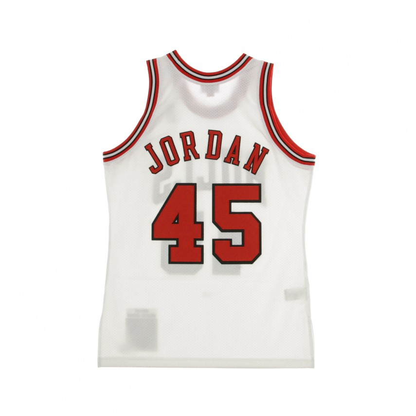 CANOTTA BASKET NBA AUTHENTIC JERSEY MICHAEL JORDAN NO45 1994-95 CHIBUL HOME