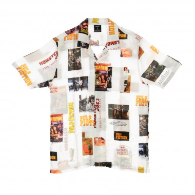 MAGLIETTA PULP FICTION PHOTO WOVEN TOP
