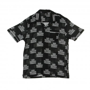 MAGLIETTA PULP FICTION BAD MF WOVEN TOP