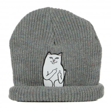 CAPPELLO INVERNALE LORD NERMAL RIB BEANIE