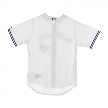 CASACCA BASEBALL MLB COOLBASE REPLICA JERSEY HOME BLANK TORBLU