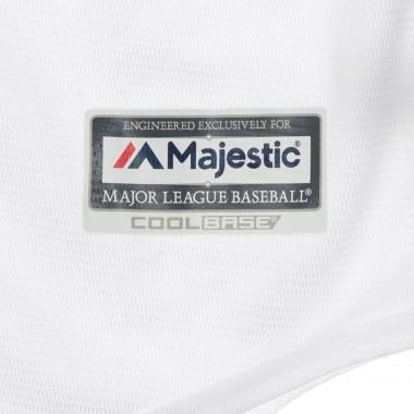 CASACCA BASEBALL MLB COOLBASE REPLICA JERSEY HOME BLANK TORBLU XS