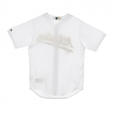 CASACCA BASEBALL MLB COOLBASE REPLICA JERSEY HOME BLANK OAKATH