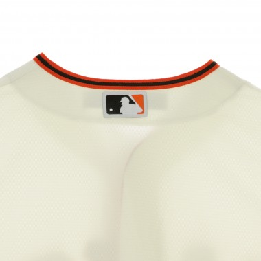 CASACCA BASEBALL MLB COOLBASE REPLICA JERSEY HOME BLANK SAFGIA XS