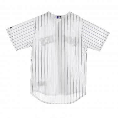CASACCA BASEBALL MLB COOLBASE REPLICA JERSEY HOME BLANK COLROC XS