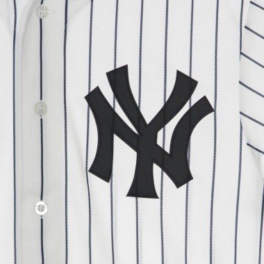 CASACCA BASEBALL MLB COOLBASE REPLICA JERSEY HOME BLANK NEYYAN XS