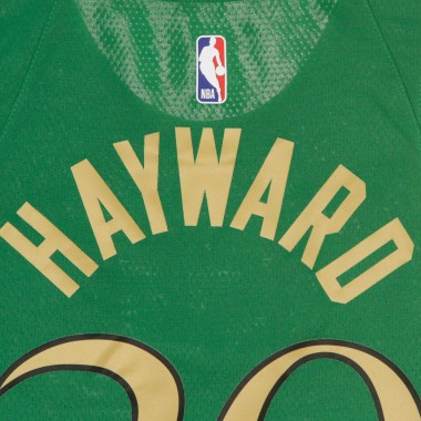 CANOTTA BASKET NBA CITY EDITION SWINGMAN JERSEY NO20 GORDON HAYWARD BOSCEL