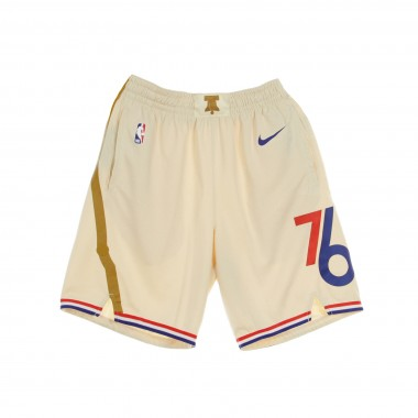 PANTALONCINO BASKET NBA CITY EDITION SWINGMAN  SHORT PHI76E