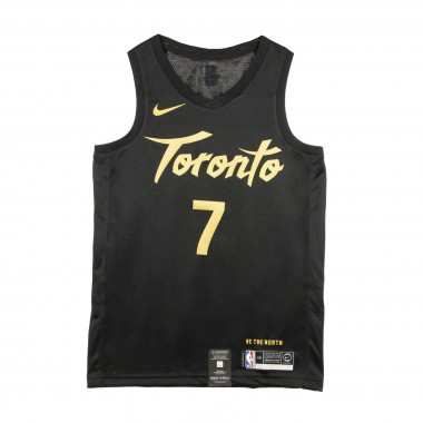 CANOTTA BASKET NBA CITY EDITION SWINGMAN JERSEY NO7 KYLE LOWRY TORRAP