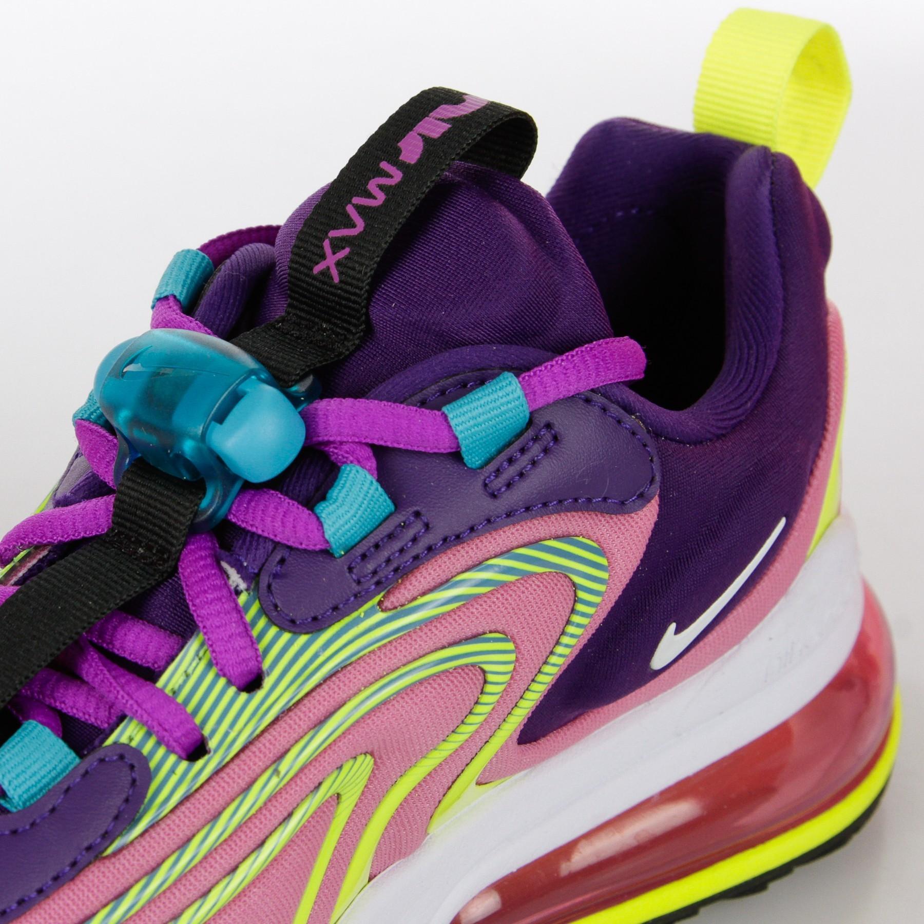 Nike W Air Max 270 React ENG EggplantWhite