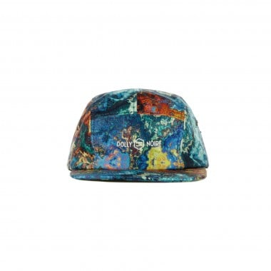 CAPPELLO VISIERA PIATTA 5 PANELS STAIN POCKET 5 PANEL