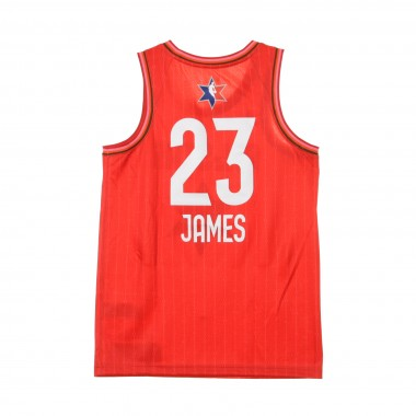CANOTTA BASKET NBA SWINGMAN JERSEY NO23 LEBRON JAMES