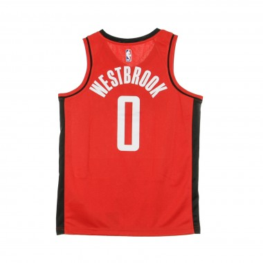 CANOTTA BASKET NBA SWINGMAN JERSEY NO0 RUSSELL WESTBROOK HOUROC ROAD