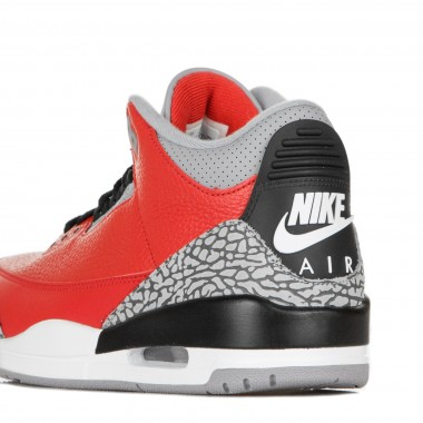SCARPA ALTA AIR JORDAN 3 RETRO SE RED CEMENT
