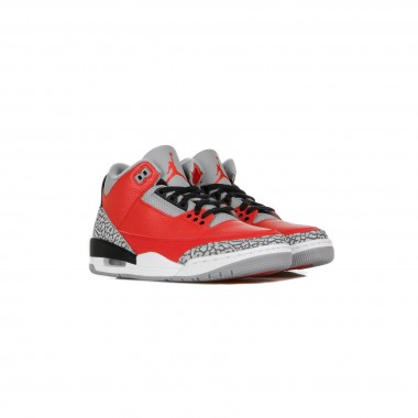 SCARPA ALTA AIR JORDAN 3 RETRO SE GS RED CEMENT