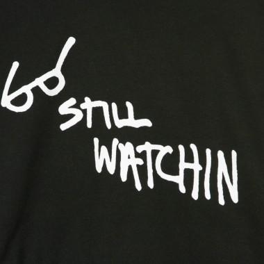 FELPA CAPPUCCIO STILL WATCHIN