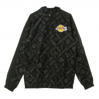 GIACCA TUTA NBA ALL OVER PRINT TRACK JACKET LOSLAK OTC M