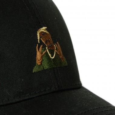 CAPPELLO VISIERA CURVA AGGIUSTABILE ROLLIN CURVED CAP L