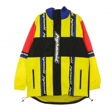 GIACCA A VENTO SCRIPT TAPE JACKET
