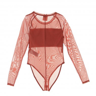 BODY AIR BODYSUIT MESH L