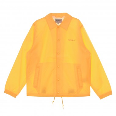 GIACCA COACH JACKET SCRIPT COACH JACKET